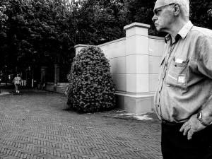 Grumpy Old Men by Pascal Maramis