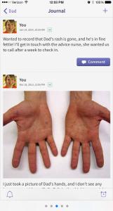 Caregivers App